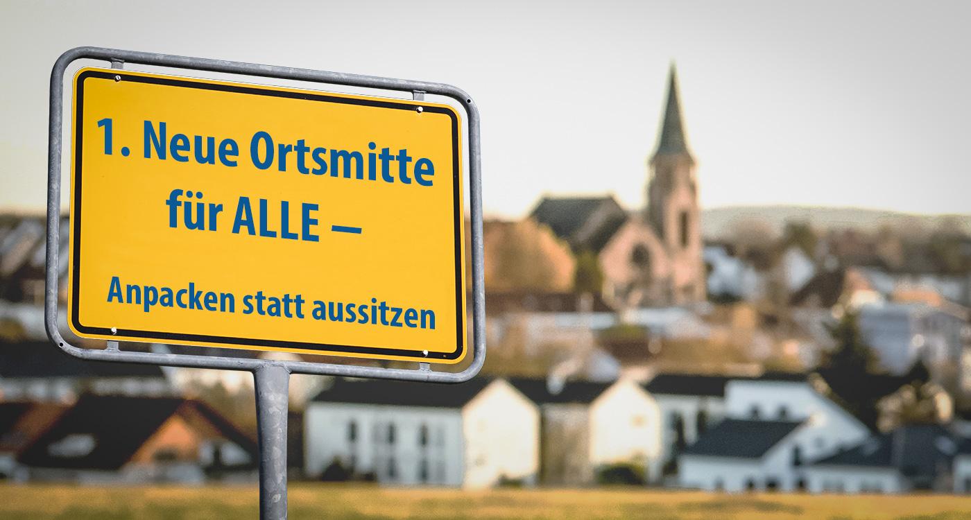 01 - Neue Ortsmitte